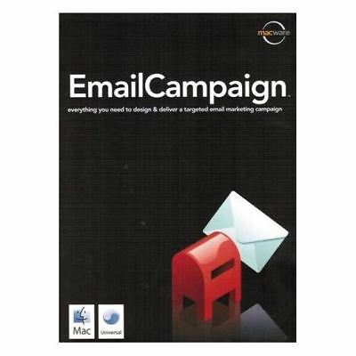 Macware Email Campaign - Extractor Verifier Bounce Handler Clean List MAC NEW