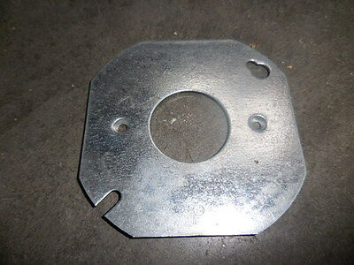 """Thomas & Betts Galvanized Electrical Steel Cover 4"""" Octagon 50/lot"""