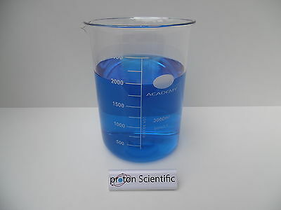 3 litre Glass beaker Lab Glassware Borosilicate Glass 3000 ml
