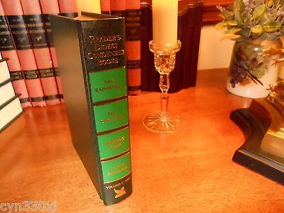 Readers Digest Condensed Book - First Edition - Volume 5 1995