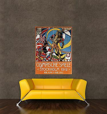 GIANT PRINT POSTER VINTAGE AD SPORT COLD WAR PEACE EAST WEST CYCLE RACE PDC140