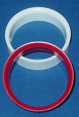 Pair of Bumper Pool Table Cup Liners