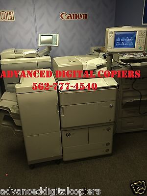 CANON IMAGE RUNNER  ADVANCE 8085 IR8085 COPIER SCANNER PRINTER with low meter