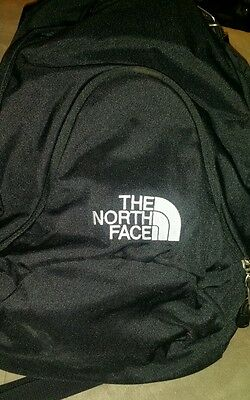 THE NORTH FACE PANDORA BACKPACK BLACK UNISEX OUTDOOR BACKPACK