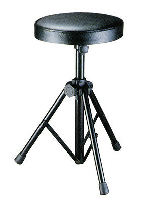 Soundlab Professional DJ Drum Piano Guitar Desk Office Padded Seat Stool Chair