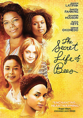 DVD THE SECRET LIFE OF BEES - NEW IN WRAPPER - NEVER OPENED