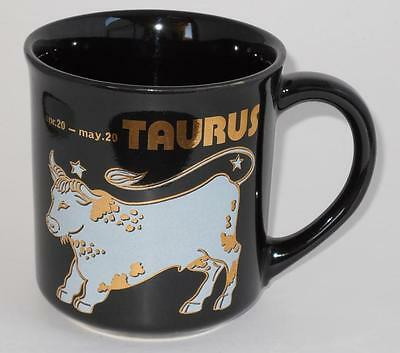 ZODIAC Sign Taurus The Bull ~ April 20 - May 20 ~ Coffee Cup / Mug ~ Astrology