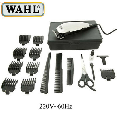 WAHL Performer 20 Piece Haircutting 220V~60Hz Not For North America 9305-318