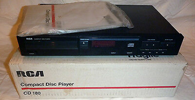 RCA CD180 Compact Disc Player
