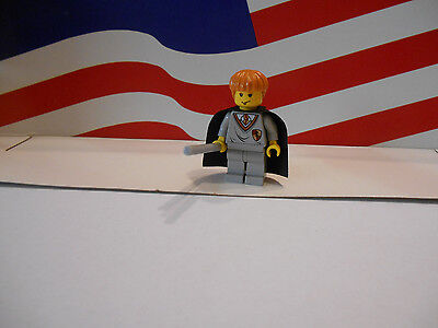 LEGO HARRY POTTER MINIFIGURE RON WEASLEY FROM SET 4730 CHAMBER OF SCRETS