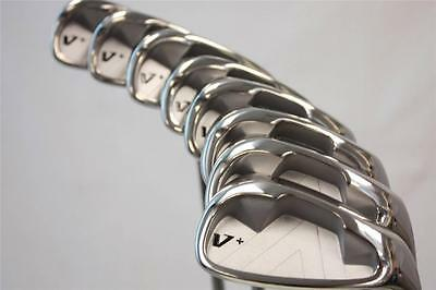 NEW Mens taylor fit Golf Clubs OS NOTCHED custom made 3 - PW COMPLETE Iron Set