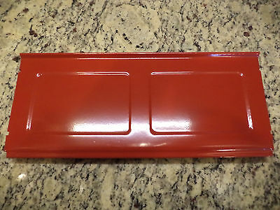 new VINTAGE PEDAL CAR Fire Truck Tailgate rear Murray Gearbox Instep dipside