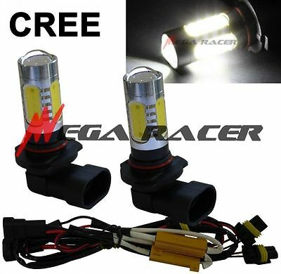 CREE Q5 LED Projector Plasma 9006-HB4 Xenon White 6000K 6K Bulbs au25 Fog Light