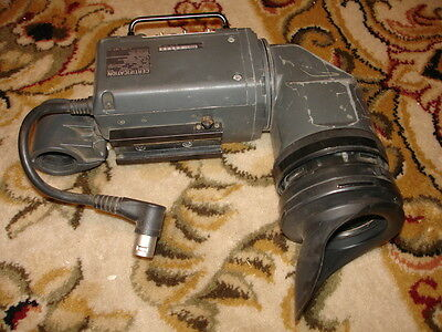 Sony Broadcast Camcorder Viewfinder 400/1 for BVW Series or other Video Camera