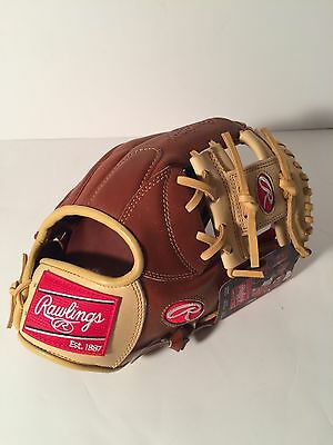 "RAWLINGS PRO PREFERRED  PROS121CBR 11.25"" INFIELD MODEL 2 TONE"