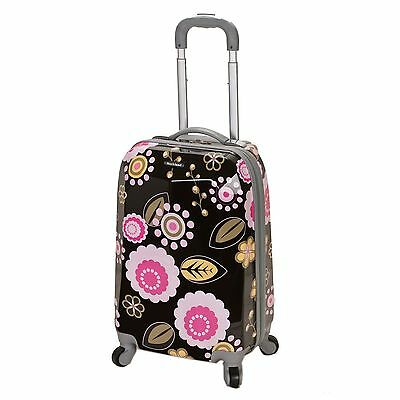 Rockland Vision Light Hardside Spinner Carry-On Luggage - Pucci
