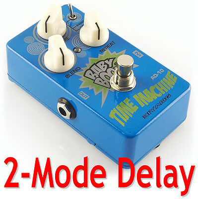 Analog Delay Guitar Effects Pedal BIYANG AD-10 Up To 1100ms
