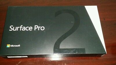 Microsoft Surface Pro 2 64GB, Wi-Fi, 10.6in - Brand New Unopened/Sealed