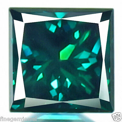 1.38ct HUGE NATURAL SPARKLING VS CLEAN BEST BLUE GREENISH DIAMOND EARTH MINED!