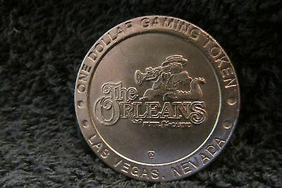 Vintage The Orleans Hotel & Casino One Dollar Gaming Token