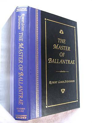 THE MASTER OF BALLANTRAE  R L Stevenson Readers Digest