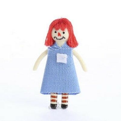 Dollhouse Miniature Toy, Rag Doll #2318-74