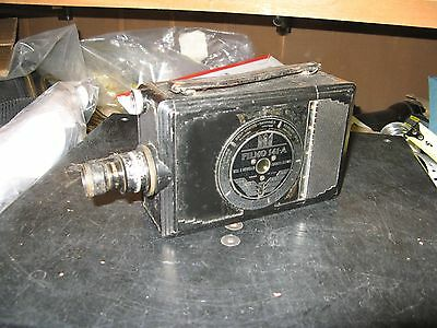 Bell and Howell Filmo 141-a 16mm movie camera
