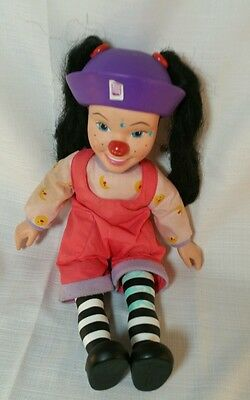 """Vintage Big Comfy Couch Loonette Doll 18"""""""