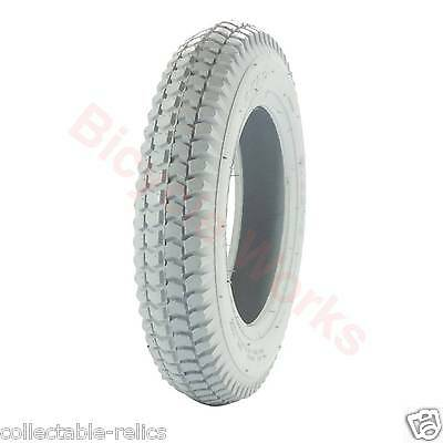 Tyre 3.00-8 4 Ply Grey Wheelchair Trolley Electric Mobility Scooter 3.00X8 949