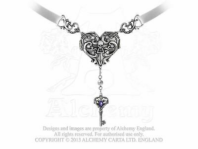 Alchemy Gothic Inamorato Pewter Locket BRAND NEW