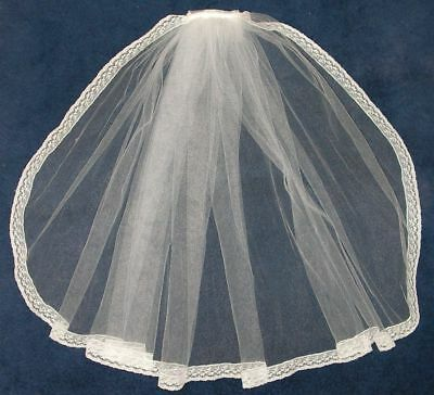 First Communion Veil - Gratia Plena