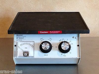 Baxter Scientific Products, S/P Variable Rotator V, Cat R4140