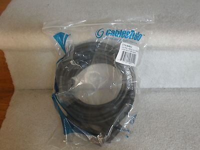 Cables to Go 28014 25ft 15-Pin UXGA  Monitor Cable NEW