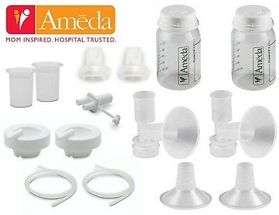AMEDA REPLACEMENT KIT: SPARE PARTS for PURELY YOURS BREAST PUMP ALL MODELS ~ NEW