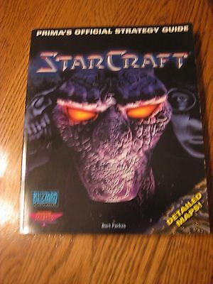 Prima's Official Strategy Guide Starcraft Star Craft