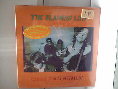 The Flaming Lips - Clouds taste  metallic............................Vinyl