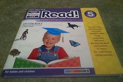 Your Baby Can Read -  Lift-a-Flap Book Volume 5