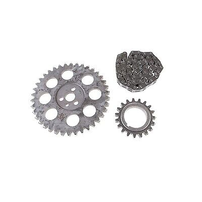 1965-2000 Big Block Chevy BBC Timing Chain and Gear Set Melling 3-501S