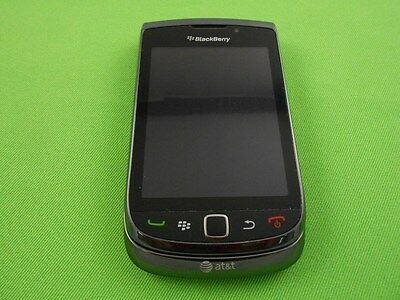 GOOD CONDITION BlackBerry 9800 Torch Unlocked 5 MP Camera qwerty keyboard
