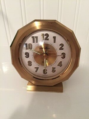 Antique / Vintage Seth Thomas Mantle Clock 4 Inches