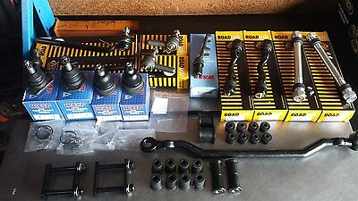 Holden Hr Full Front And Rear Suspension Parts Kit .. All New