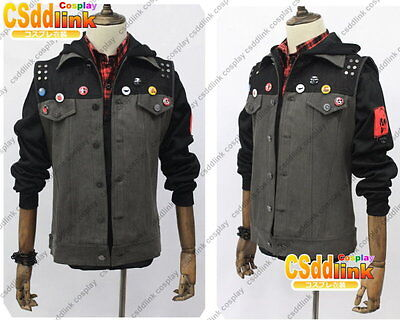 infamous Second Son cosplay costume with accessories