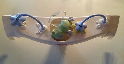 Fisher Price My Little Lamb Cradle 'n Swing Replacement Toy Tray