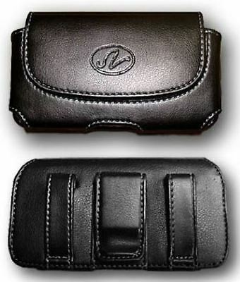 Leather Case Cover Pouch Holster Belt Clip for TMobile HTC myTouch 4G Slide