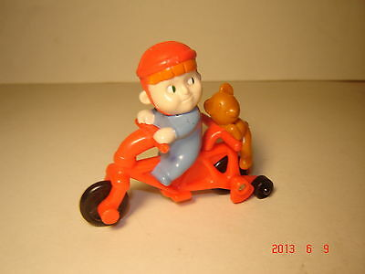 """1997 Jack in the box Kid's Meal Toy - Life with Louie TOMMY & TEDDY"""""""