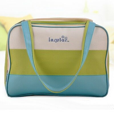 New Baby Changing Diaper Nappy Bag Pregnant   Mummy Messenger Bag Green