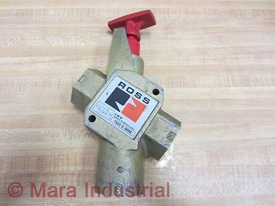 Ross 1523 C 6002 Lock Out & Exhaust Valve 1523C6002