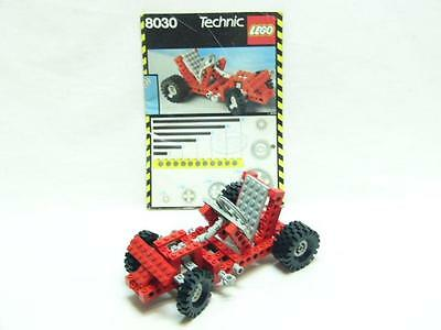 LEGO 8030 VINTAGE TECHNIC - UNIVERSAL SET 1982 - 100% COMPLETE WITH INSTRUCTIONS
