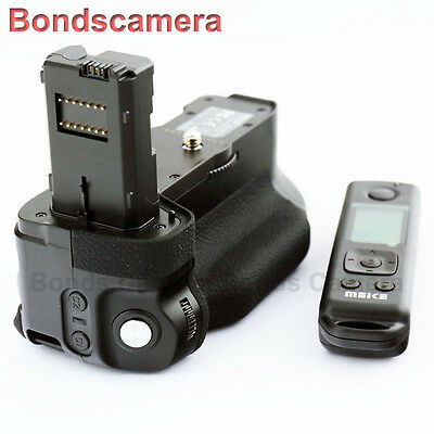Meike MK-A7II Pro 2.4G Remote Control Battery Grip for SONY A7 II A7R II VG-C2EM