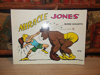 Miracle Jones Burne Hogarth BD Jeunesse Aventure Humour
